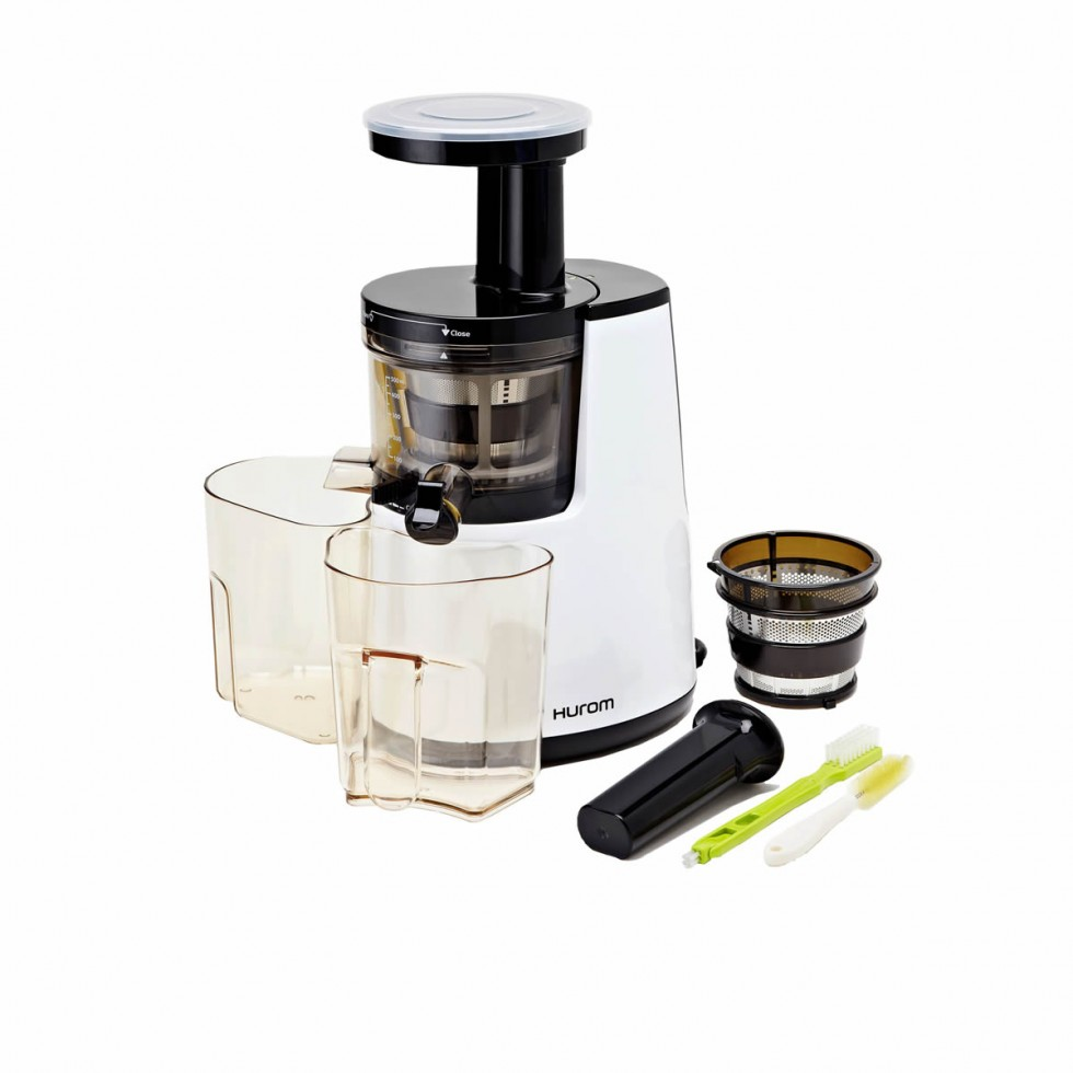 Hurom Slow Juicer Pulp Stuck : Juicers